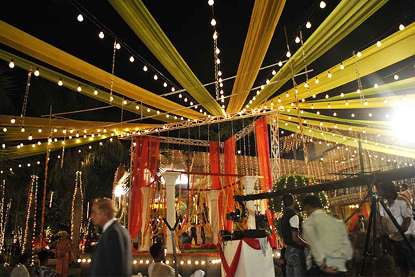 Shanqh Luxury Events is the best wedding planner and wedding decorator in India. Ranked as the top wedding planner and wedding decorator.