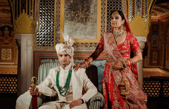 An Exquisite Royal Wedding In Jaipur With Phenomenal Decor
